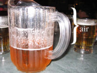 beer air pitcher diddly more music